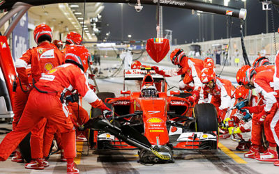 Formula1 e BigData: guarda e impara